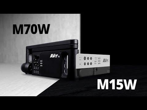 AVerVision M15W M70W Intro Video