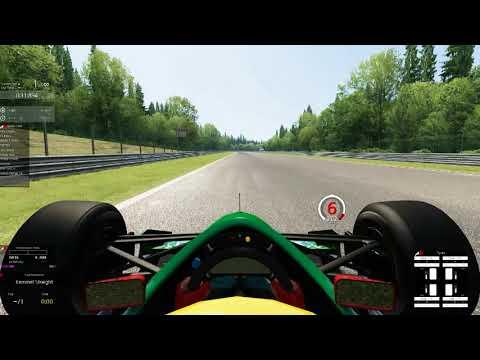 Assetto Corsa VRC Jordan 191 Spa Hotlap