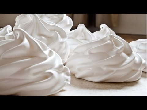 Receita Merengue Italiano