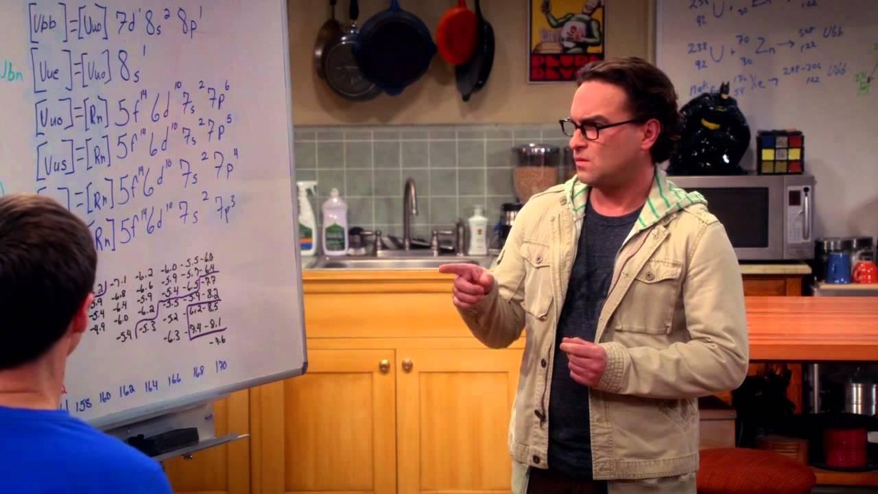the big bang theory s07e08 en español