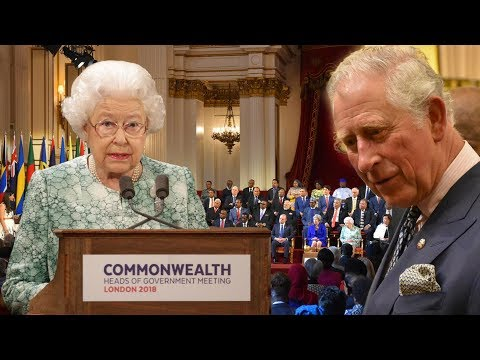 Queen in SHOCK intervention: 'Charles SHOULD become Head of Commonwealth'