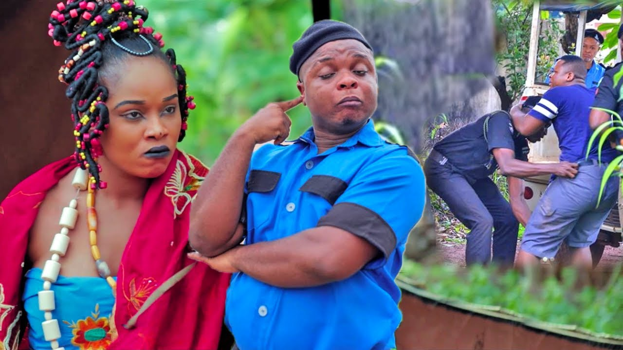 Download D WEEDED HANDS OF NATURE (MOST TRENDING BRAND NEW BOMBSHELL MOVIE 2021) -NIGERIAN MOVIE