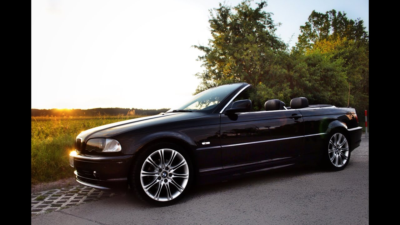 bmw 3er serie cabrio e46 320ci harman kardon lal. Black Bedroom Furniture Sets. Home Design Ideas
