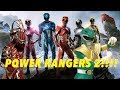 Hasbro Is Developing A Power Rangers Sequel!