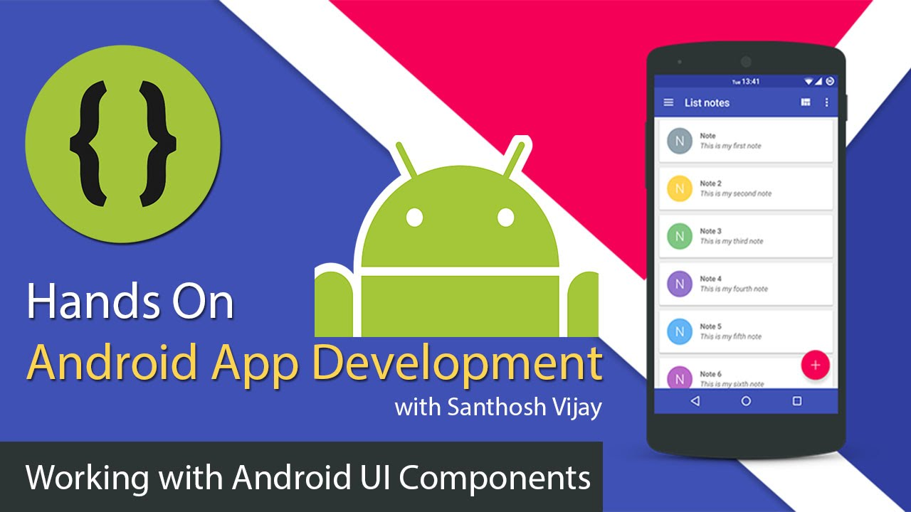 android full tutorial Android asynctask example asynctask in android is used to perform heavy task in background asynchronous task in android example tutorial, download code.