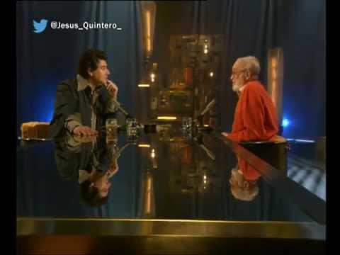 Jesús Quintero entrevista a José Luis Sampedro El Vagamundo  2002