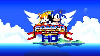 Sonic The Hedgehog Title Screen Music Youtube