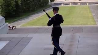 Tomb of the Unknown Soldier TRESPASSED, YELLING & FAINTING Compilation