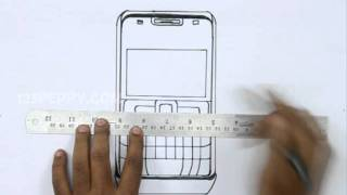 How to Draw a Nokia E71