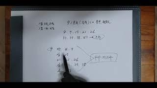 918회 월요일 중박매장 자동자료분석 (완제 3수)공개