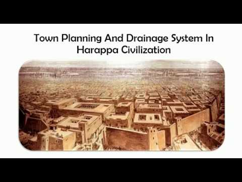 harappan civilisation town planning