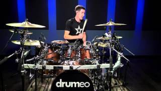 Drum Cover - Drumless Track/Drum Play-A-Long (FREE DOWNLOAD)
