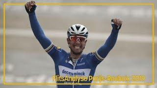 FlitsAnalyse Parijs-Roubaix 2019: 'Gilbert is een heel grote meneer'