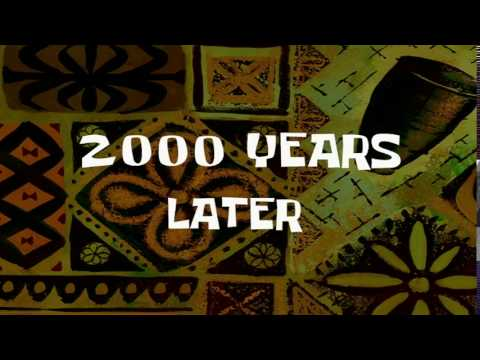 2000 Years Later | SpongeBob Time Card #2