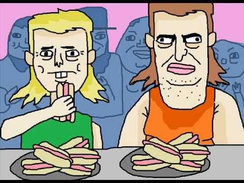 Showing post & media for Eating contest cartoon | www.cartoonsmix.com