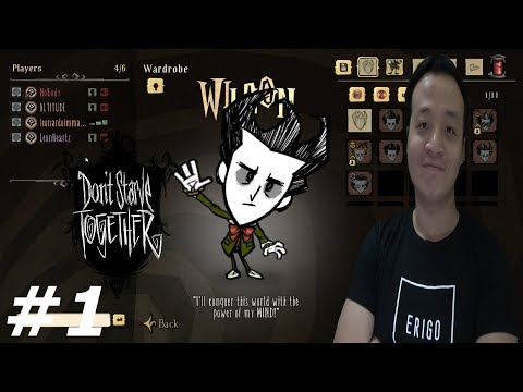 Game Animasi Horror Survival - Don't Starve Together - Indonesia #1