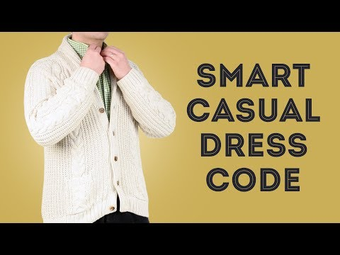 Smart Casual Dress Code Explained - What To Wear With Style For Men & What Not - Gentleman' Gazette