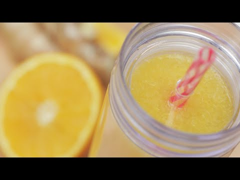 DIY All-Natural Energy Drink | Glow