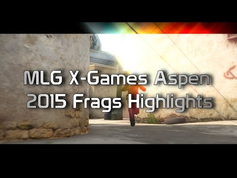 CS:GO - MLG X-GAMES ASPEN 2015 MOVIE All Frags Highlights