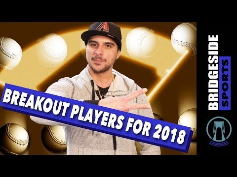 MLB Breakout Players (2018) | Fantasy Rundown with The Analyst