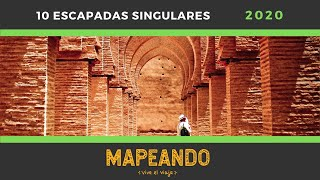 CATALOGO ESCAPADAS SINGULARES