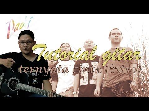 Tutorial Gitar Padi - Ternyata Cinta (Intro) | Guitar Lesson Sobat P With Takamine ED2NC