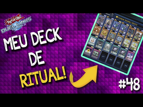 Novo deck de ritual! Mostro o deck e gameplay dele contra o andarilho e no JxJ (PvP)