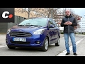 Ford KA+ (Ka Plus / Figo) | Prueba / Test / Review en español | Coches.net