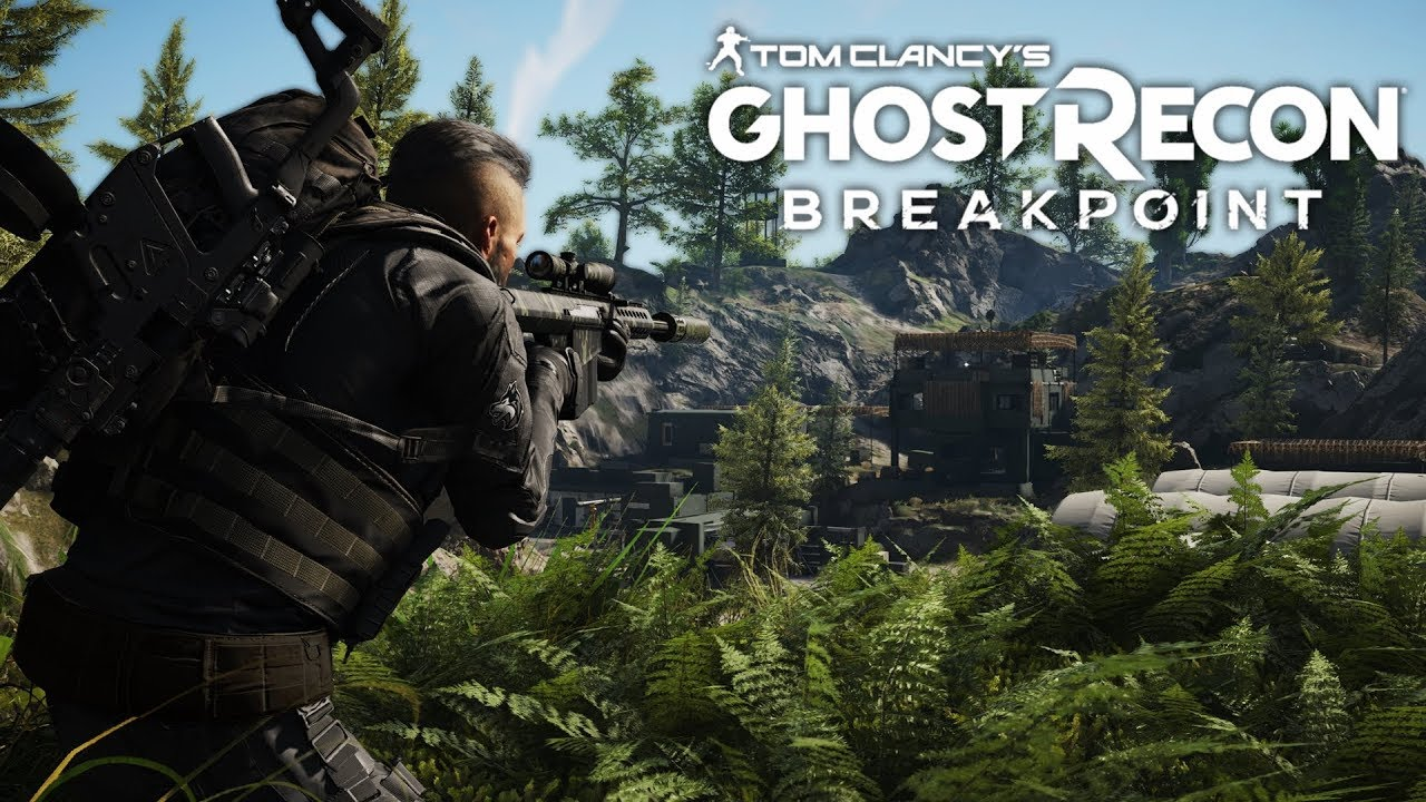 Taking Out Alpha Wolves Silverback Rosebud Ghost Recon