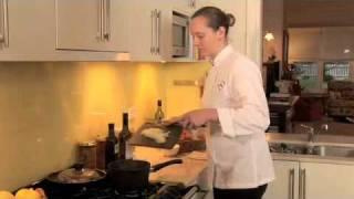 Pork Cutlets With Fennel Marmalade