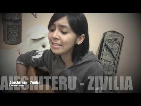 Aishiteru Di nyanyiin sama Cewek Thailand yg cantik jelita