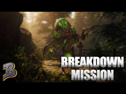 Using The Buddy System! Breakdown Mission Co-op w/ Royal, and Sl1pg8r, DemoStorm -Earthfall-