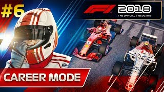 F1 2018 Career Mode Part 6: MONACO GRAND PRIX
