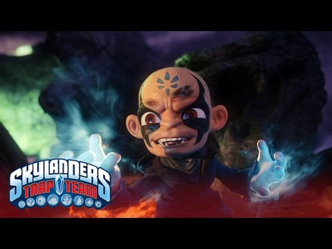 """Official Skylanders Trap Team: """"Trapping Kaos"""" Trailer ..."""