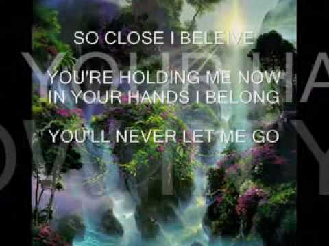 so close by hillsong