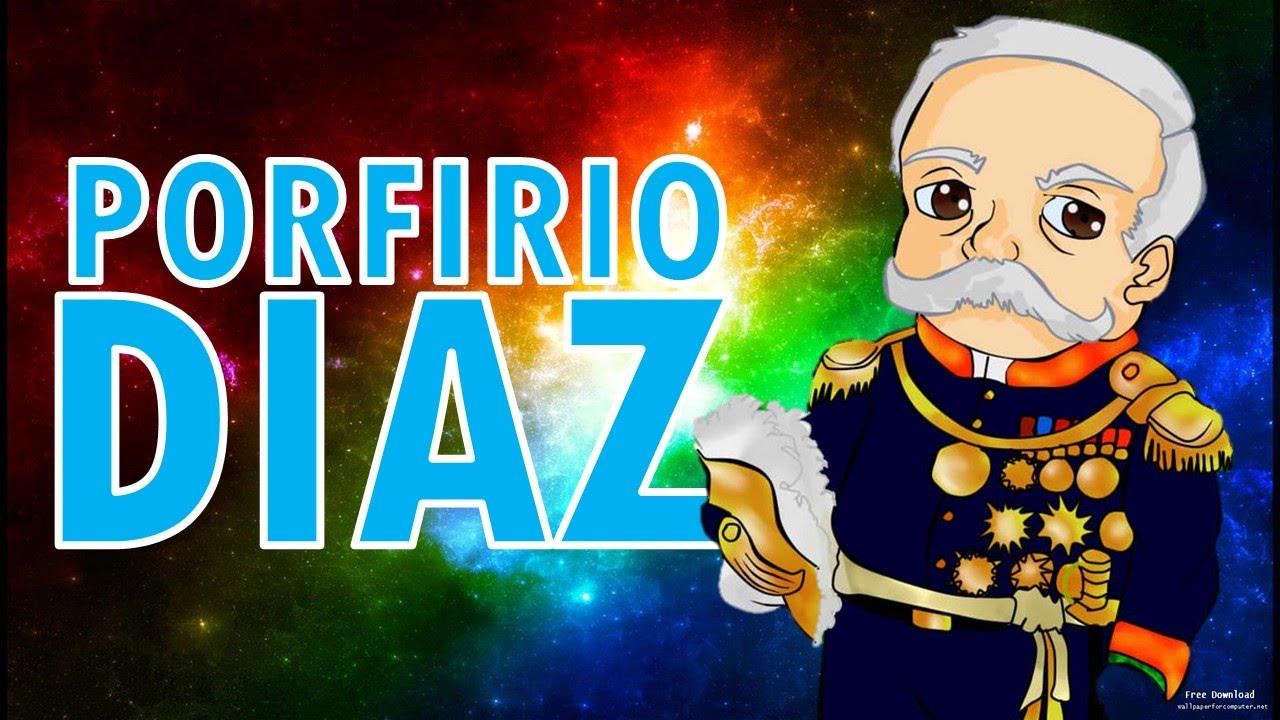 Porfirio Diaz Biografia Para Niños