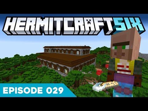 Hermitcraft VI 029 | FINALLY TAGGED...