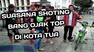 Download Video SUASANA SHOTING TUKANG OJEK PENGKOLAN DI KOTA TUA...  BANG OJAK :-D ;-) MP3 3GP MP4