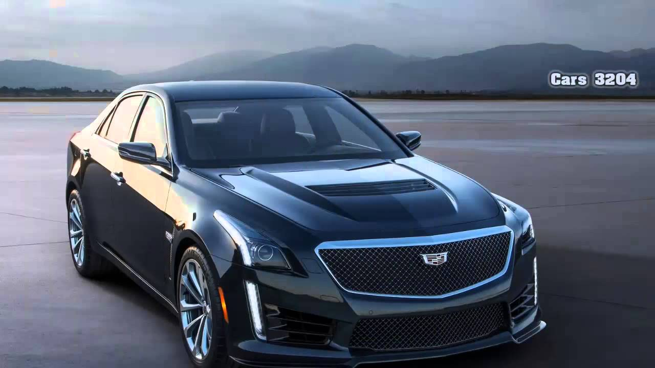2016 Cadillac Cts V 640 Hp Top Speed Of 200 Mph Youtube