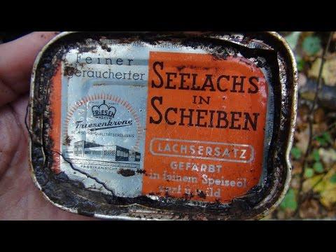 Нашли Немецкие вещи ,раскопки на полях сражений, металлоискатель помог найти  // Юрий Гагарин