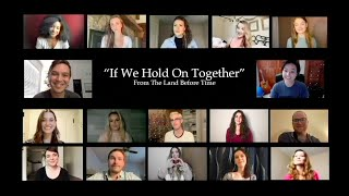IF WE HOLD ON TOGETHER | 2020 COVER