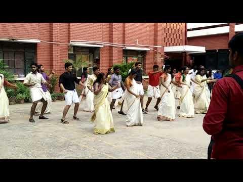 DSYM Sahibabad dance  at DSYM Onam Celebrations