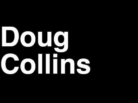 How to Pronounce Doug Collins Philadelphia 76ers NBA Basketball Coach Ejected Angry Interview Fired