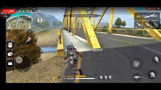 Free Fire live streaming