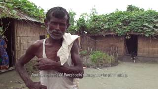 Flooding Bangladesh