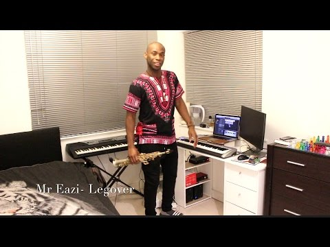 🎷 Mr Eazi - LEG OVER [Saxophone Afrobeat Song Instrumental Cover] 🎷
