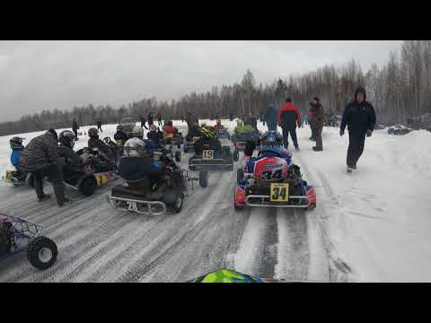 """Winter Cup"" Open 1 Заволжье 2020"