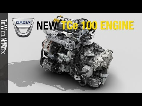 Renault 1.0 TCe 100 Engine Joins Dacia Duster Range