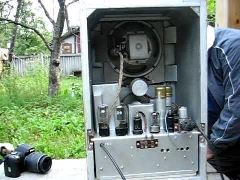 Реставрация радиоприёмника