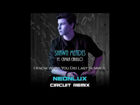 Shawn Mendes Ft.  Camila Cabello - I Know What You Did Last Summer Neonlux Circuit Remix